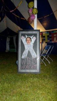 Wild workshops @ Solas festival