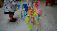 Archipelaglasgo Mobile making workshop @ The Tramway family day