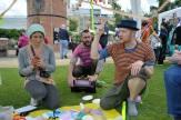 Day Of Stories Chaos workshop @ The Hidden Gardens June 2013